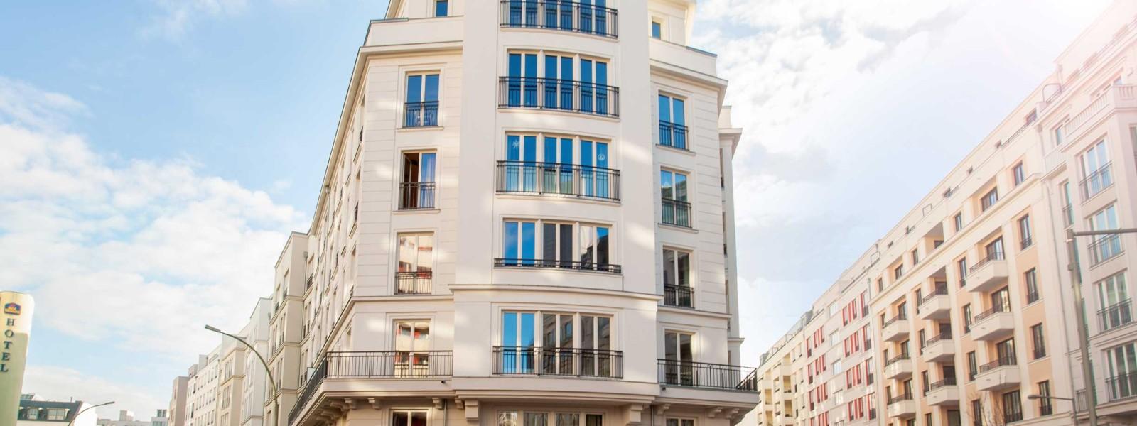 Элитное жилье в центре Берлина
