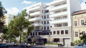 Просторная 3-x комнатная квартира в Берлине-Вильмерсдорф