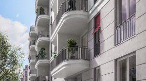 Квартира-студия в Берлине-Шарлоттенбург