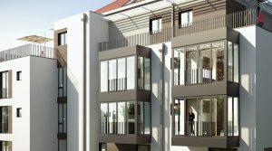 Luise11 – квартира студия в западном Берлине
