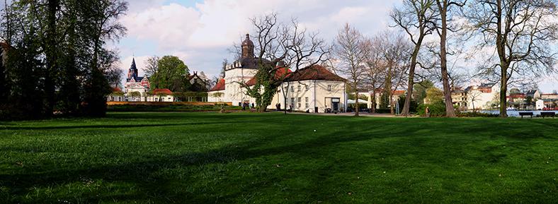 特普陶Treptow-科普尼克Köpenick-柏林的东南部,绿色的中产阶层生活区