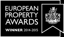 """2014年-2015年欧洲地产奖""""高度赞赏的德国地产代理商"""""""