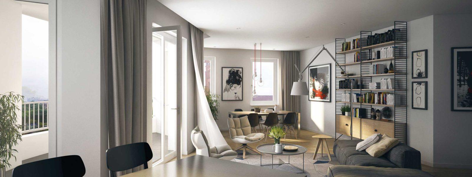 柏林伏尔泰公寓