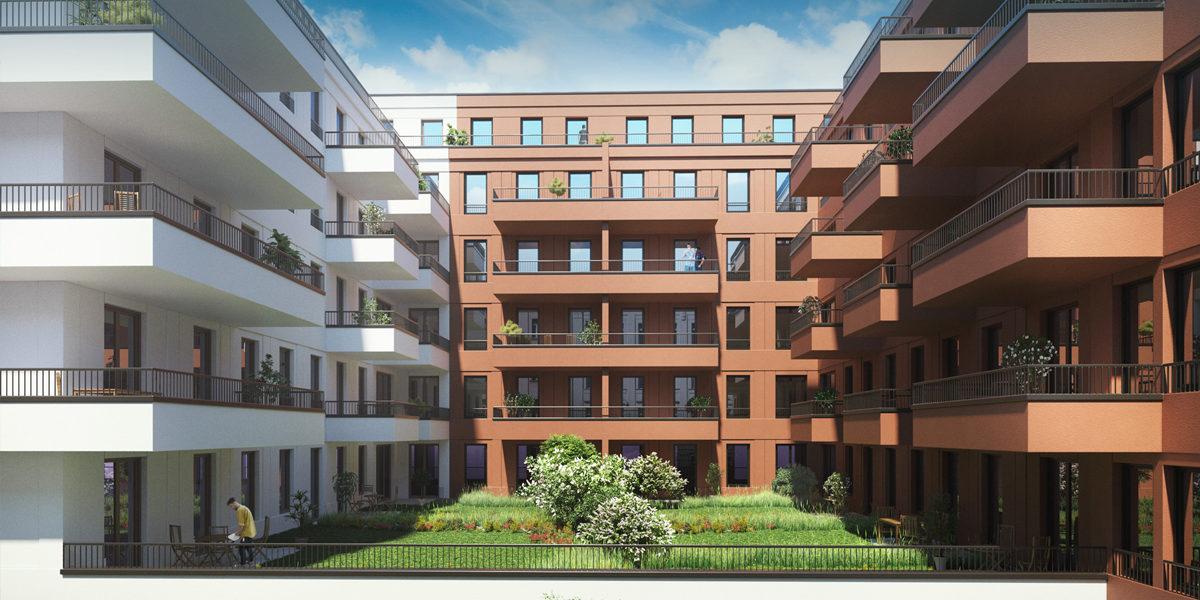 柏林核心地段公寓