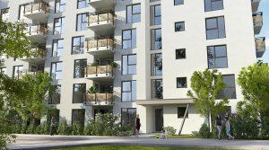 现代的公寓,尽在法兰克福-美因-莱茵地区