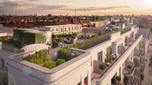 现代化设计住宅,紧邻柏林最著名的库达姆大街