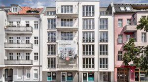 Nest 45:柏林利滕贝格的新建住宅项目