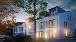 位于柏林的西南入口,生活舒适度达到最高水平